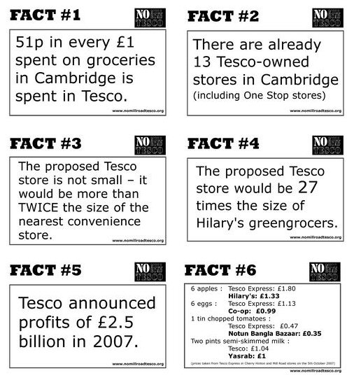 Fact sheet thumbnails